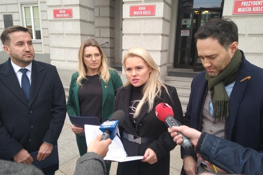 Radni mają sposoby na walkę ze smogiem. Propozycje trafiły do władz Kielc