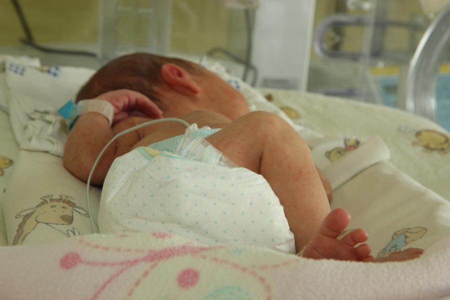 Baby boom w Kielcach! Rekordowa liczba narodzin w szpitalu na Czarnowie