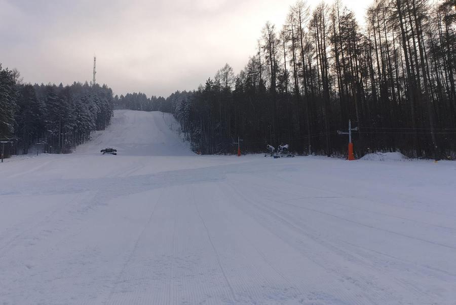 Rusza stok narciarski na Telegrafie