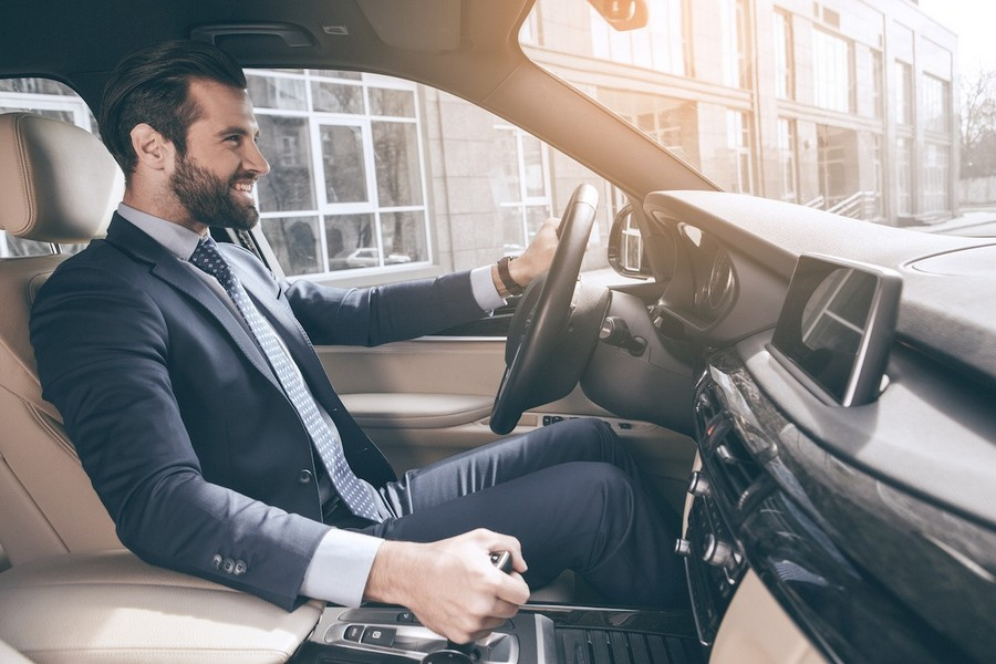 Wynajem samochodu w trakcie delegacji zagranicznej