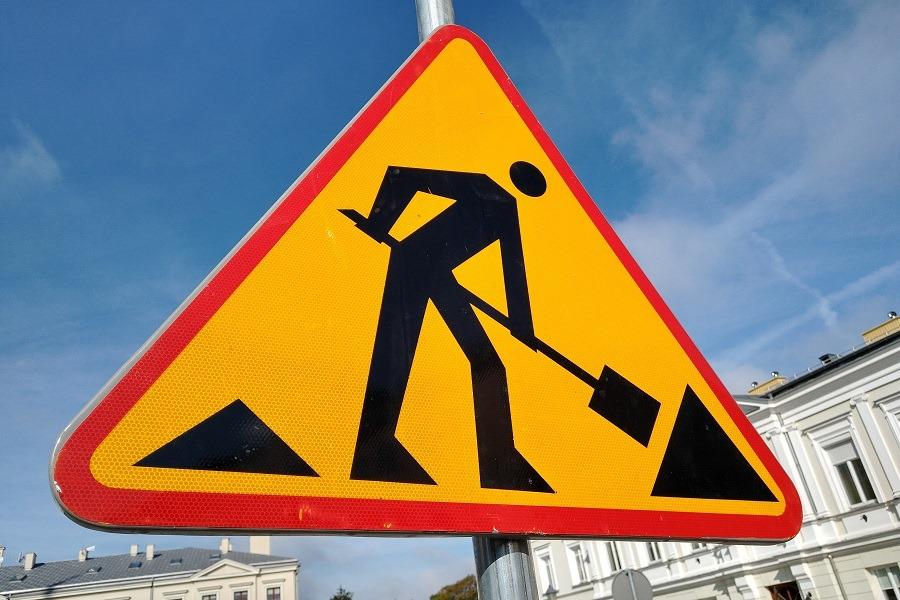 Utrudnienia na drogach. Zamykają skrzyżowanie
