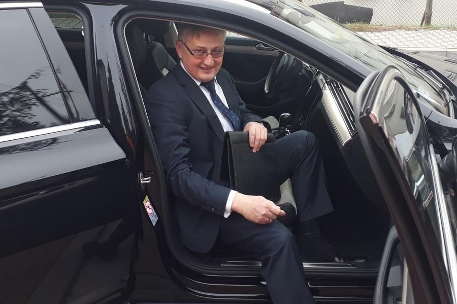 Zbigniew Koniusz nowym wojewodą