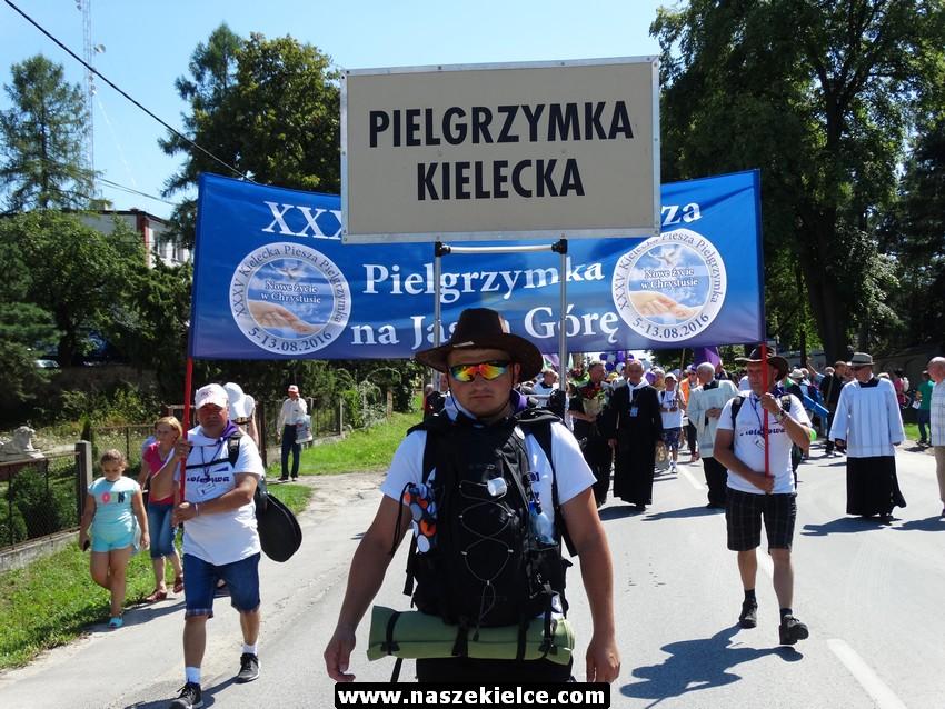 Kielecka Pielgrzymka na Jasną Górę