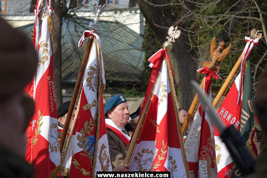 77 rocznica powstania AK. Obchody w Kielcach 10.02.2019