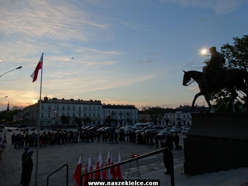 82 rocznica śmierci marszałka Piłsudskiego 12.05.2017