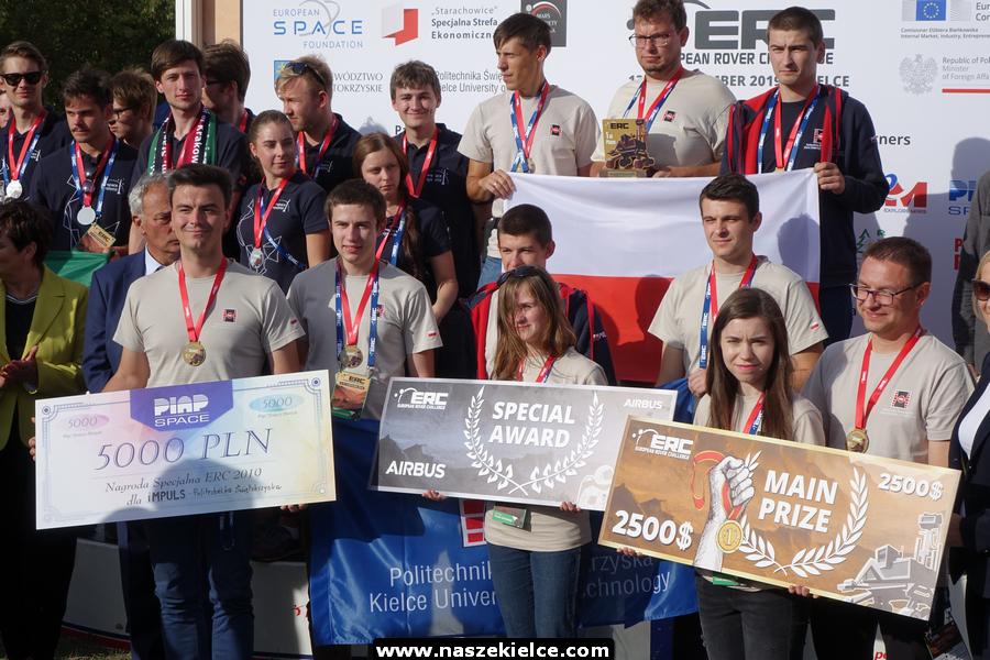European Rover Challenge w Kielcach 15.09.2019