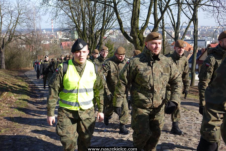 II Kielecki Marsz Patriotyczny Pamięci 29.02.2020
