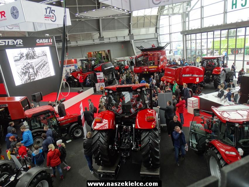 Targi rolnicze Agrotech 2017 w Kielcach 17.03.2017