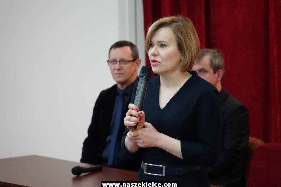 Anna Krupka w Nowinach 11.03.2018