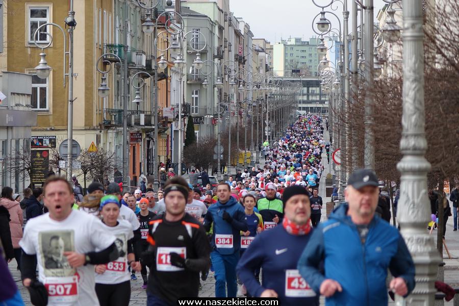 Bieg Wilczym Tropem w Kielcach 29.02.2020