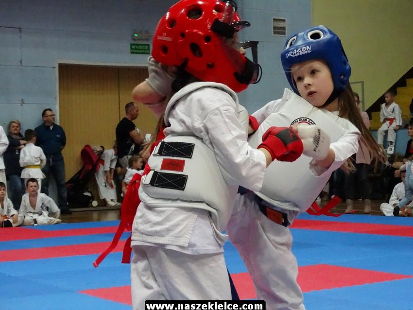 II Świętokrzyska Liga Karate Koronea 28.10.2017