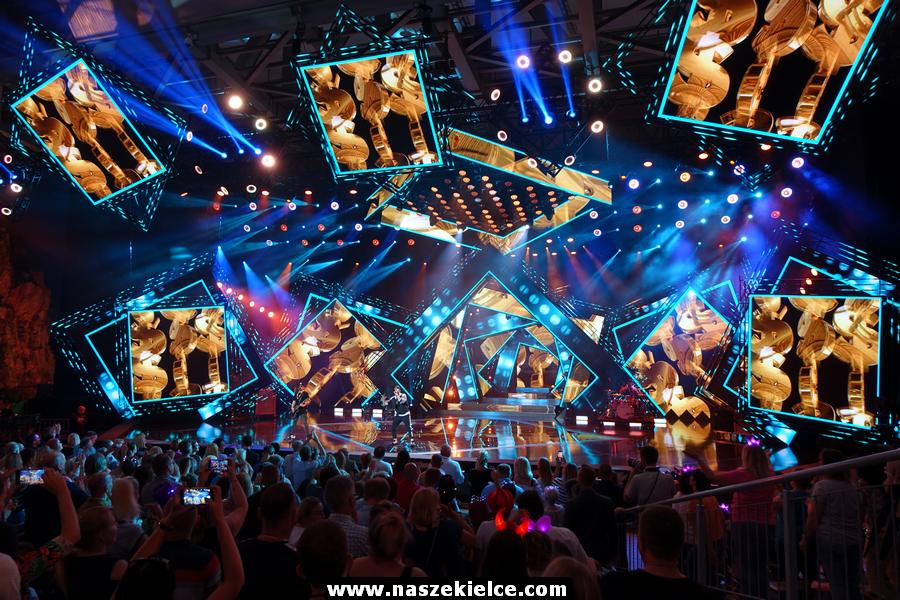 Sobotni koncert na Kadzielni Festiwal Muzyki Tanecznej 10.08.2019