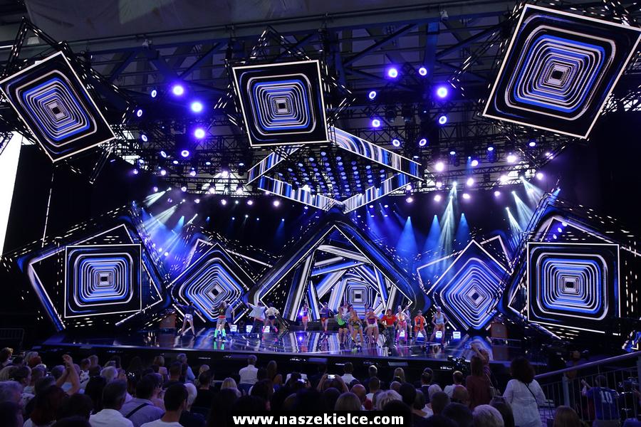 III Festiwal Muzyki Tanecznej Kielce 2020 - Szalone party Marka Sierockiego