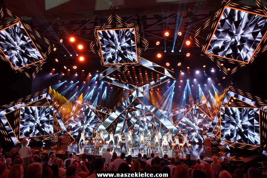 Niedzielny koncert na Kadzielni Festiwal Muzyki Tanecznej 11.08.2019