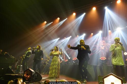 kielce wiadomości Artyści z kolędą w Kielcach. Ponownie odbyło się muzyczne widowisko (ZDJĘCIA,WIDEO)