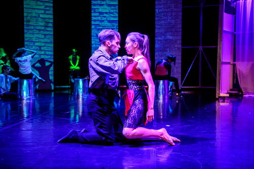 kielce kultura Nowości w Kieleckim Teatrze Tańca. Na podstawie klasyki węgierskiej