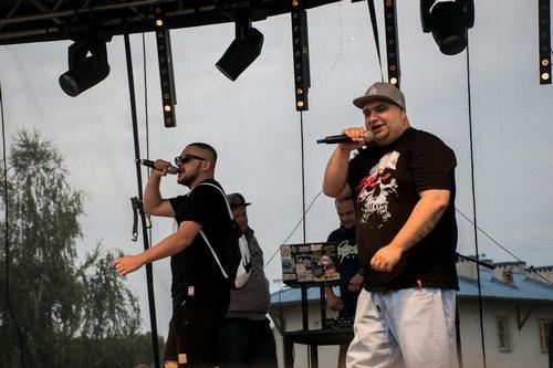kielce wiadomości W Nowinach grali Hip-Hop. Gwiazdą był Borixon (ZDJĘCIA,WIDEO)