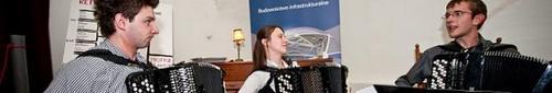 kielce kultura Free Accordions w Pałacyku Zielińskiego
