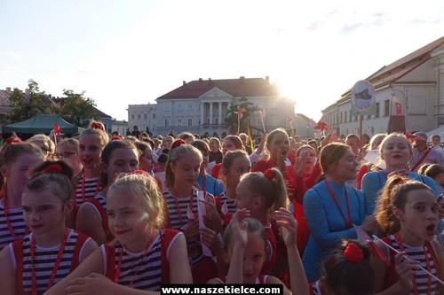 kielce wiadomości Harcerze opanowali Kielce (ZDJĘCIA,WIDEO)