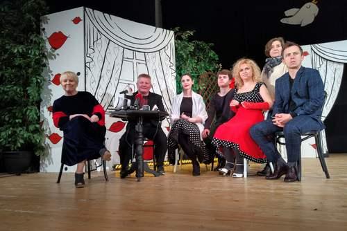 kielce wiadomości Nowy spektakl teatru Bielińskich. Tym razem będą uwodzić piosenką