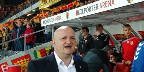 kielce wiadomości Trener Bartoszek opuści Koronę? We wtorek konferencja klubu
