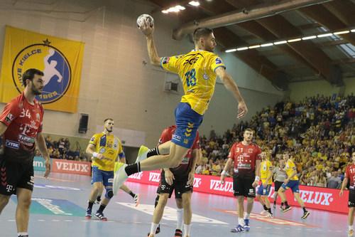 kielce sport Uraz barku Blaza Janca. Skrzydłowy PGE Vive nie zagra do końca sezonu