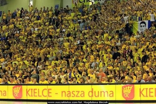 kielce sport Vive w finale! Gwardia pokonana!