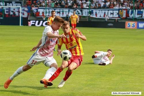 kielce sport Remis z Górnikiem na początek Ekstraklasy (ZDJĘCIA)