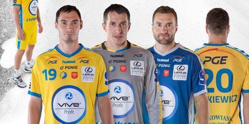 kielce sport PGE sponsorem tytularnym Vive Kielce