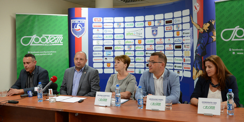 kielce sport Społem sponsorem tytularnym kieleckich siatkarzy
