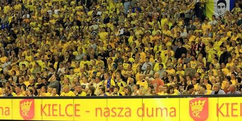 kielce sport Vive bez punktu na Białorusi