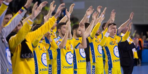 kielce sport PGE VIVE Kielce gromi THW Kiel