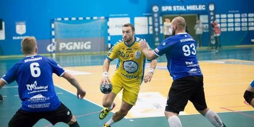 kielce sport Wysoka wygrana PGE VIVE Kielce w Mielcu