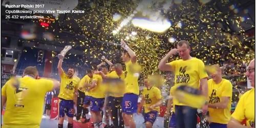 kielce sport 14. Puchar Polski dla Vive (WIDEO)