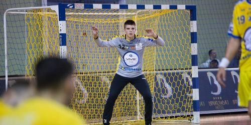 kielce sport Debiut 15-letniego bramkarza PGE VIVE Kielce