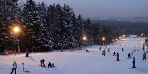 kielce wiadomości Rodzinne zawody narciarsko-snowboardowe