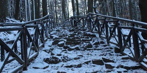 kielce sport Zimowy maraton. Ekstremalna impreza PTTK