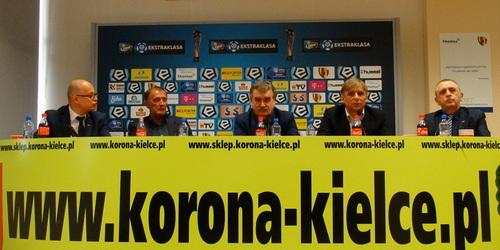 kielce sport Nowy prezes i ukłon w stronę kibiców czyli zmiany w Koronie