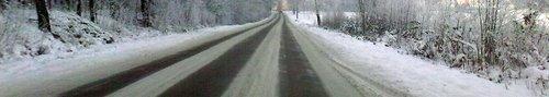 kielce wiadomości Intensywne opady śniegu w świętokrzyskim