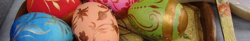 kielce poradnik Malujemy jajka – sprawdź, jak to zrobić, wykorzystując dary natu