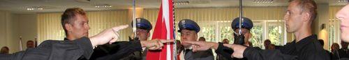 kielce wiadomości Nowi policjanci w Kielcach