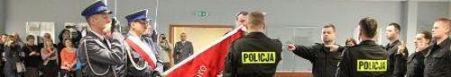 kielce wiadomości Nowi policjanci w świętokrzyskim