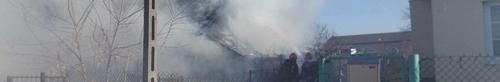 kielce wiadomości Płonął budynek przy ulicy Hutniczej