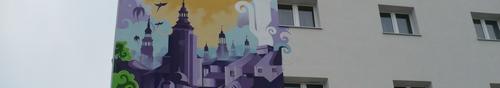 kielce wiadomości Pozazdrościli Kielcom muralu