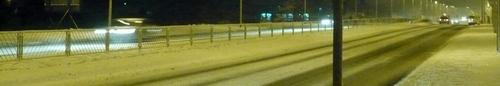 wiadomości Kielce zasypane – trudne warunki na świętokrzyskich drogach