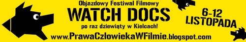 9. Objazdowy Festiwal Filmowy WATCH DOCS. Prawa Człowieka w Filmie, KIELCE 2012