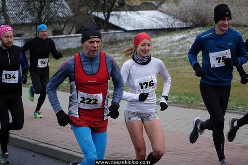 kielce sport Sylwestrowe biegi uliczne w Szydłowie po raz 40-ty (ZDJĘCIA)