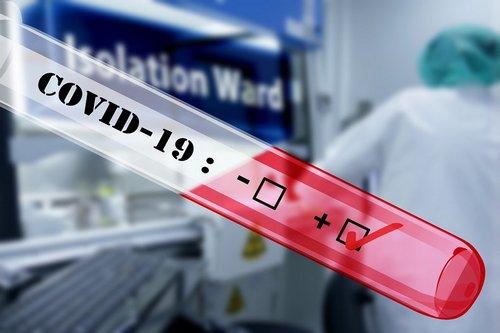 kielce wiadomości Ponad połowa zarażonych już wyzdrowiała. Jest osiem nowych przypadków COVID-19