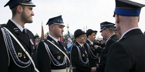 kielce wiadomości Pożarnicy z OSP Kowali świętowali 65-lecie jednostki (ZDJĘCIA)