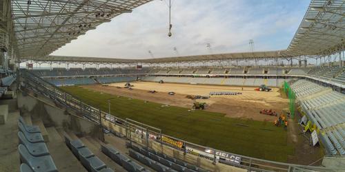 kielce wiadomości Miasto przekaże 700 tysięcy na nową murawę na stadionie Korony